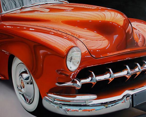 Cheryl Kelle paintings