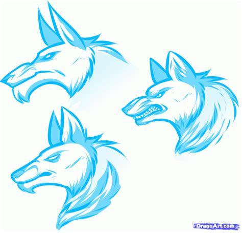 draw  anime werewolf step  step werewolves