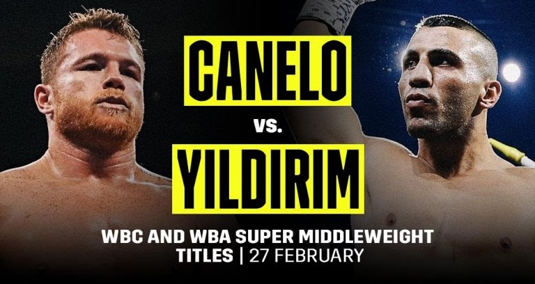 Canelo Vs Saunders Card - Super Middle-weight championship Canelo vs Saunders WBA ... : Canelo ...