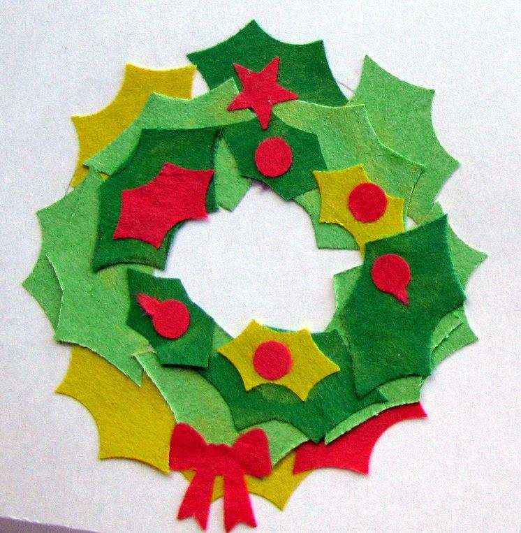 Postales De Navidad Faciles Actividades Para Ninos Manualidades