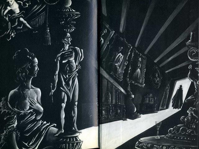 Philippe Druillet - Bram Stoker's Dracula, 1968 - 12