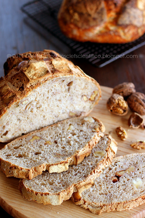 Walnut & Thyme Wholemeal Loaf