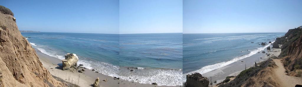 Daria Souvorova, Sweet Daria's, Getty Center, Malibu Seafood, El Matador Beach
