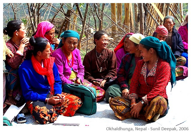 Nepal Okhaldhunga & Chaimalle - images by Sunil Deepak, 2006