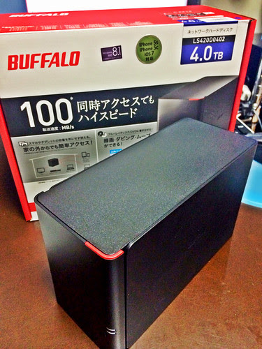 BUFFALO NAS LS420D0402 by cinz