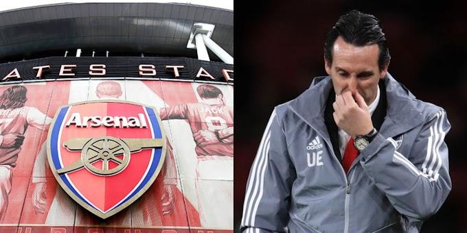 UPDATE: Arsenal sack Unai Emery (Club Statement)