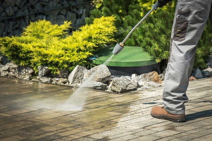8 Steps to Starting a Pressure Washing Business