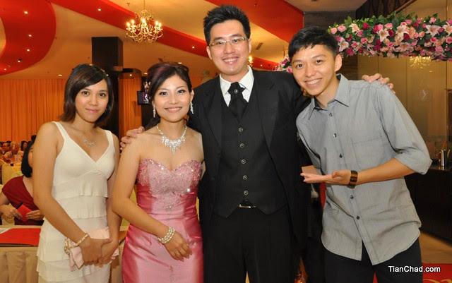 Steven Lim & Michelle Tan Wedding 2011 | Dynasty Dragon Seafood Restaurant