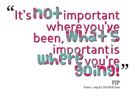 Your Not Important To Me Quotes
