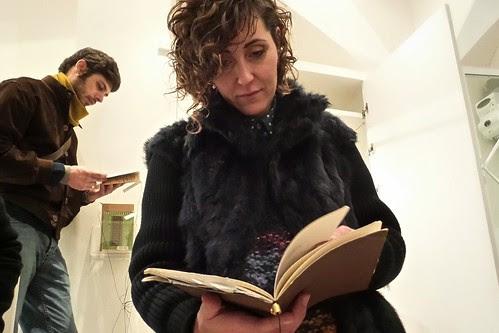 La lettura dei taccuini, Festival #Studi by Ylbert Durishti