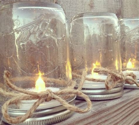 18 Creative Ways To Use Old Mason Jars
