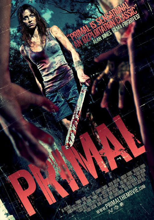 Risultati immagini per primal movie poster