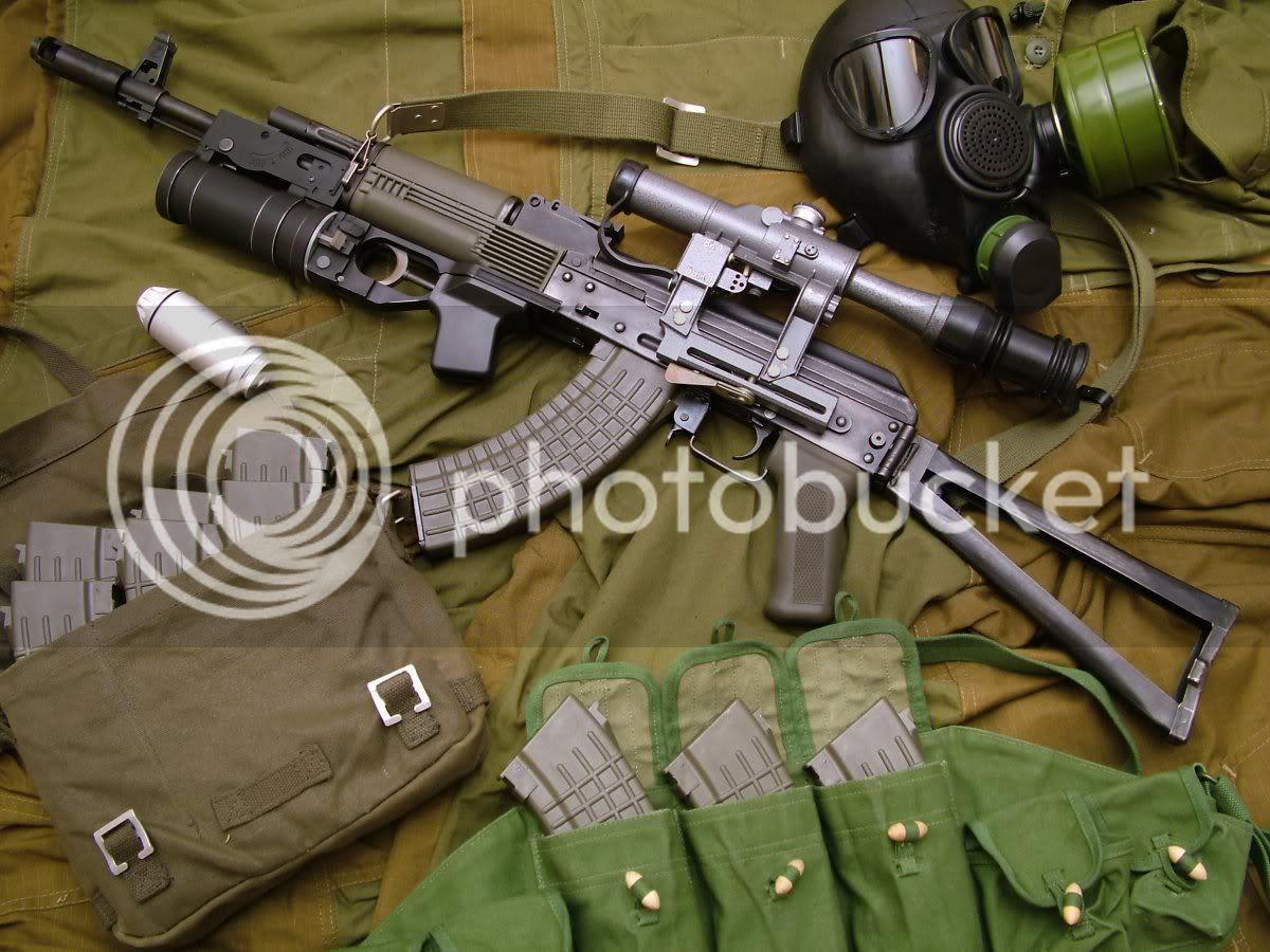 Resultado de imagen para fusil de asalto AK-103 + venezuela
