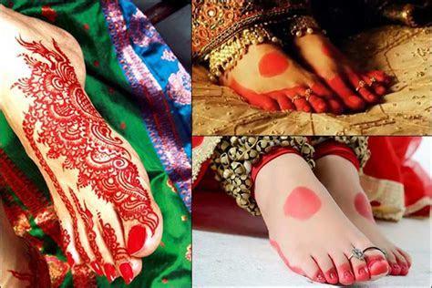 Bengali Mehndi Designs: Top 5 Bridal Mehndi Designs Of 2016