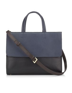 Draycott Bag in black and navy is a huge WANT!!! for this Fall