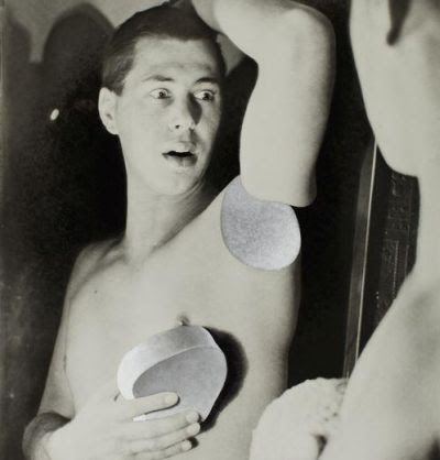 Herbert Bayer, Humanly Impossible (Self-Portrait)