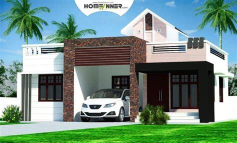 rectangular kerala home plans design  cost bhk double