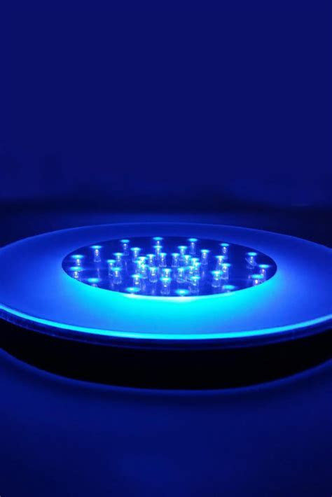 UV Light Base, Special Effects Lighting