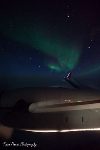 Night Flying in the North