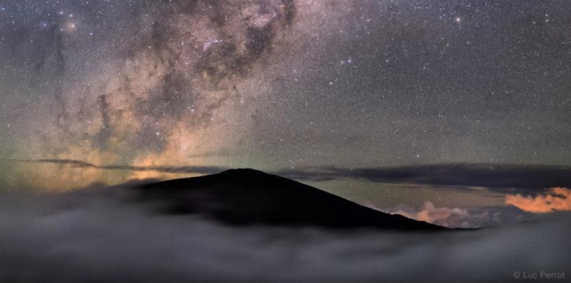 NE PAS REUTILISER HORS CONTEXTE GRAND FORMAT. Les plus beaux ciels étoilés - Au sommet