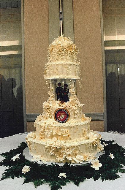 Best 25  Marine wedding cakes ideas on Pinterest   Marine