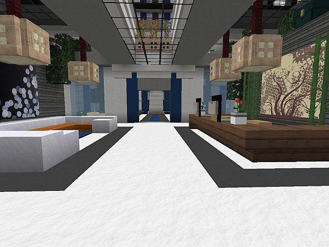 Minecraft Hotel Room Jepen Gel M