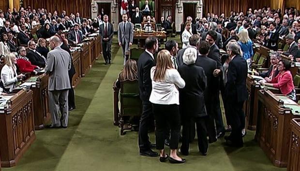Justin Trudeau House altercation 1