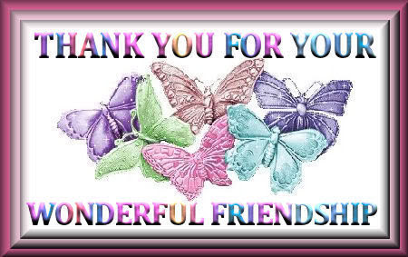 Thank You For Your Wonderful Friendship Pictures Photos And Images