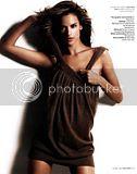Alessandra Ambrosio - Ocean Drive Magazine