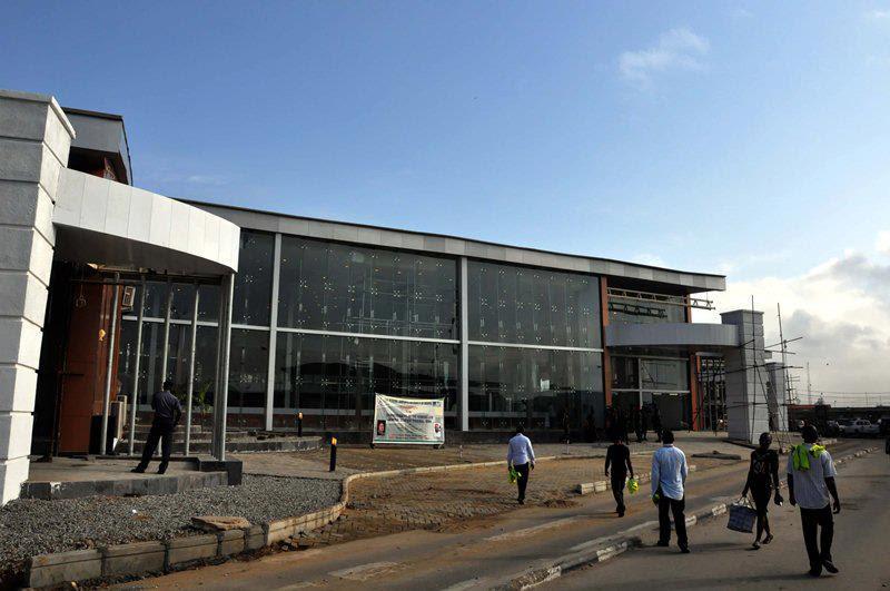 Murtala Mohammed Airport's General Aviation Terminal