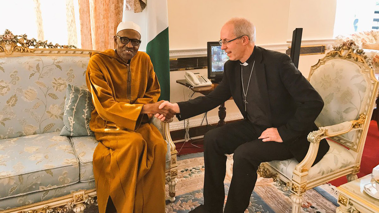 Letter to The Archbishop of Canterbury By Reno Omokri