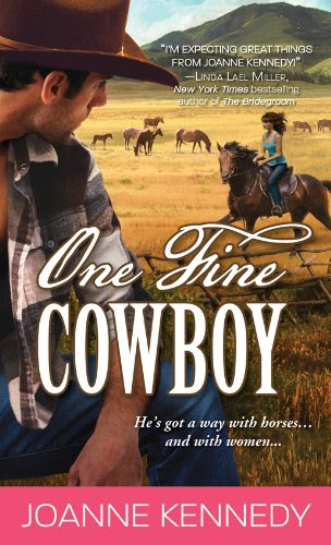 One Fine Cowboy by Joanne Kennedy