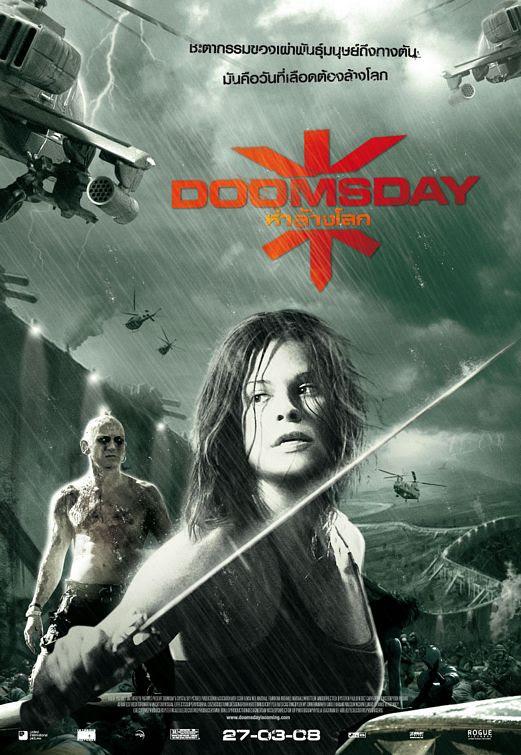 Risultati immagini per doomsday poster