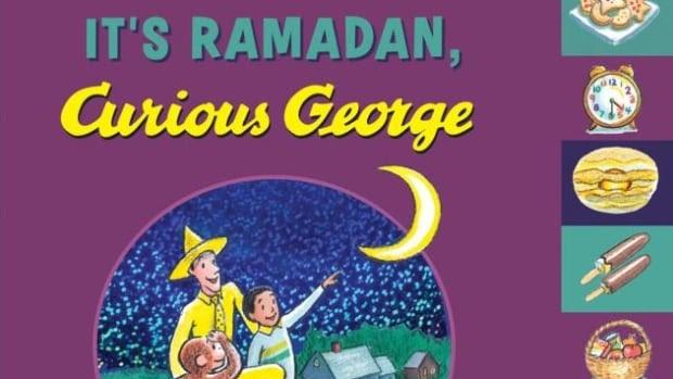 """Hena Khan has written the new children's book """"It's Ramadan, Curious George."""""""
