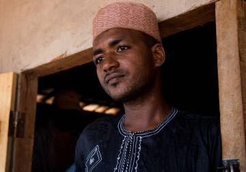 Adamou Ibrahim.