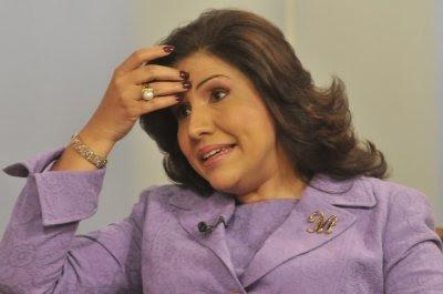Vicepresidenta Margarita Cedeño