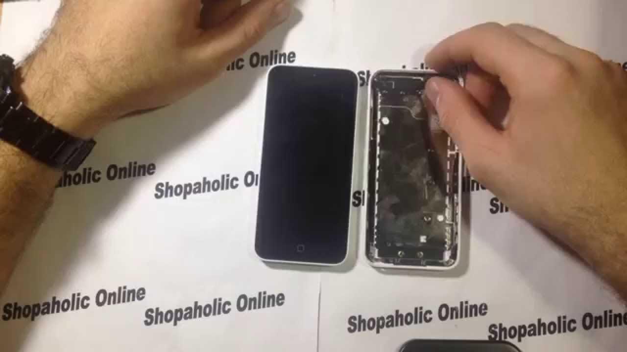 Iphone 5c СЛОМАЛСЯ /Опасности покупки на ebay и других сайта
