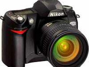 Điều khiển cho máy ảnh Nikon D70