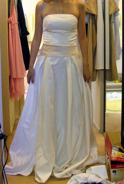 The Cheese Thief: Don't ever buy a wedding dress from China