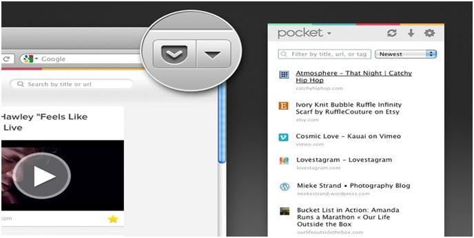 pocket أفضل إضافات المتصفح فايرفوكس التي يجب أن تعلم عنها
