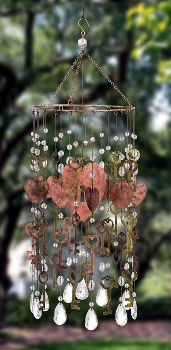 DIY Wind Chime Ideas to Try This Summer (7)