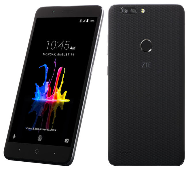 ZTE Blade Z Max coming to MetroPCS with 6inch display and