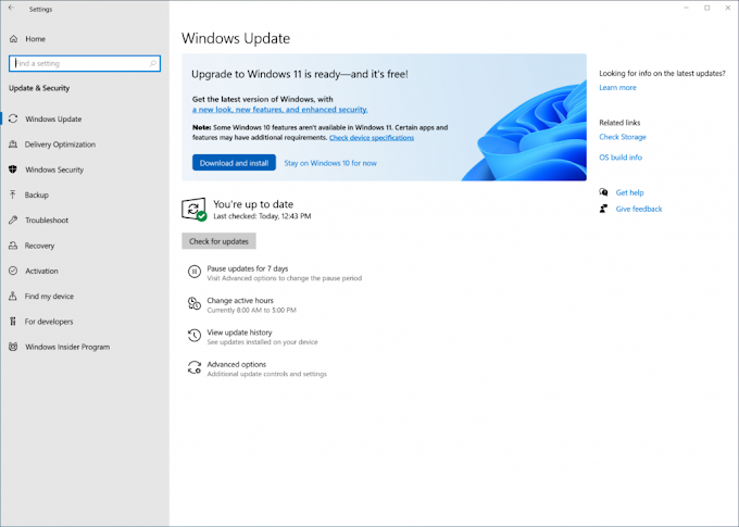 How to get Windows 11