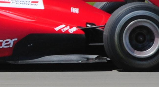 Nuovi scarichi Ferrari 150°Italia