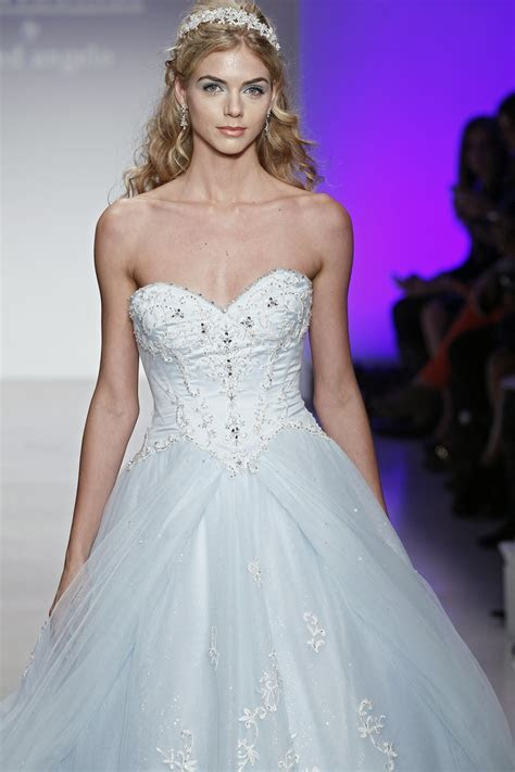 Disney Fairy Tale Weddings by Alfred Angelo Cinderella