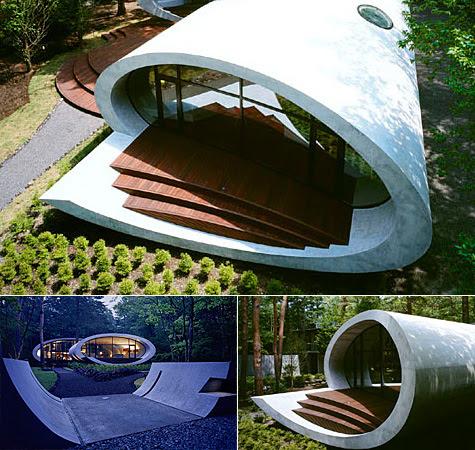 Skateable Japanese houses