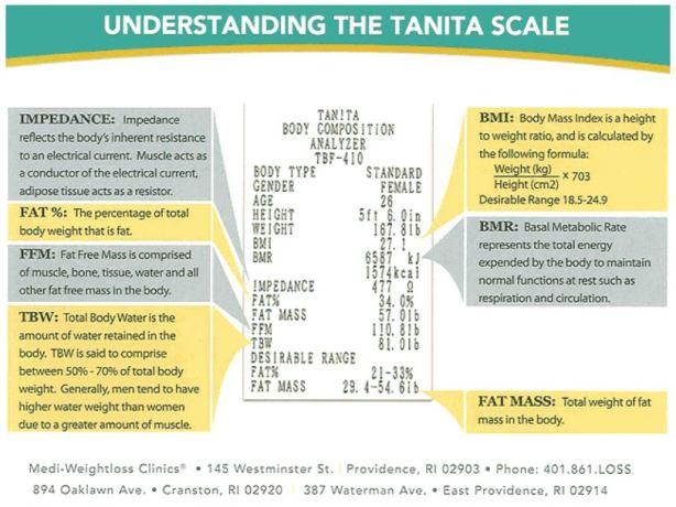 Fungsi Body Fat Monitor: Mengukur Lemak Tubuh Paling Tepat