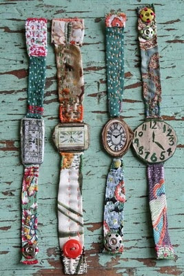 fabric watches