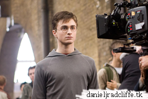 Order of the Phoenix on set photos