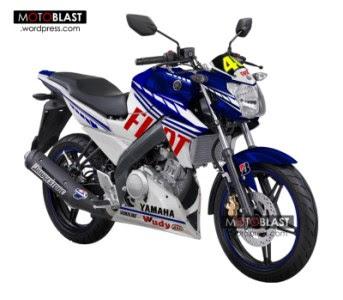 Modifikasi Yamaha Vixion New
